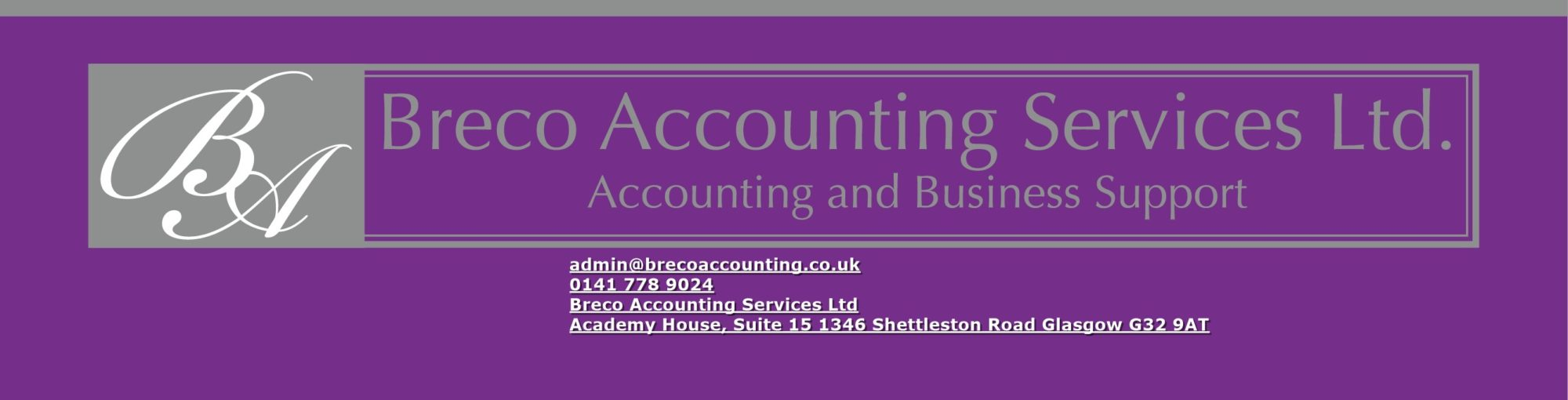Glasgow Accountant and Tax Services